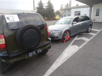 На Буковині прикордонники виявили автомобіль, який розшукували в Інтерполі