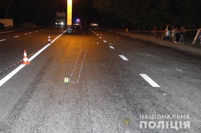 На Буковині автівка збила на смерть 55-річну жінку