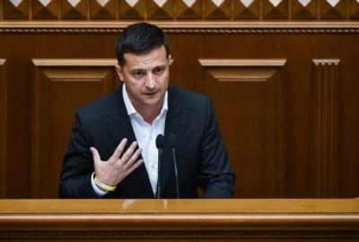 Президентський законопроєкт щодо скорочення кількості нардепів передали до КСУ