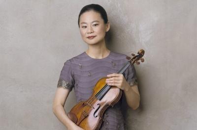 Скрипалька Мідорі не доїхала з концертом до Чернівців