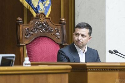 Зеленський наклав вето на закон про примусову хімічну кастрацію педофілів