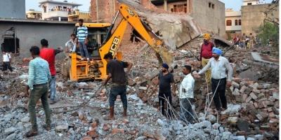 В Індії на заводі з виробництва феєрверків стався вибух, 22 загиблих, 20 постраждалих