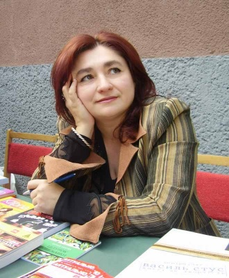 """Буковинка Матіос розповіла про свій новий роман """"Букова земля"""""""