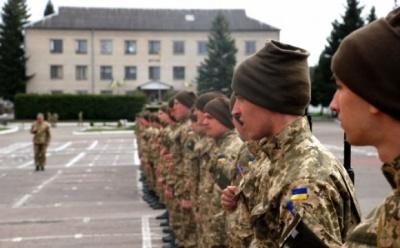 Осінній призов на Буковині: до армії призвуть 420 молодиків