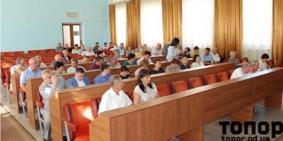 На Одещині райрада відмовилася вести сесії державною мовою