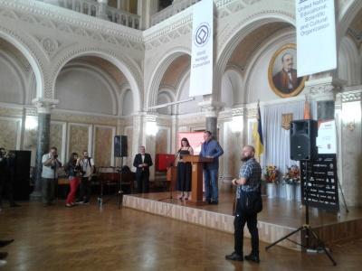 У Чернівцях урочисто відкрили ювілейний фестиваль поезії Meridian Czernowitz – фото