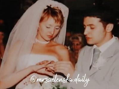 Подружжя Зеленських сьогодні святкує річницю весілля: як пара виглядала 16 років тому