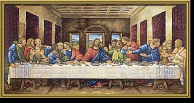 """Анекдот дня: дуже старий єврей та """"Таємна вечеря"""""""