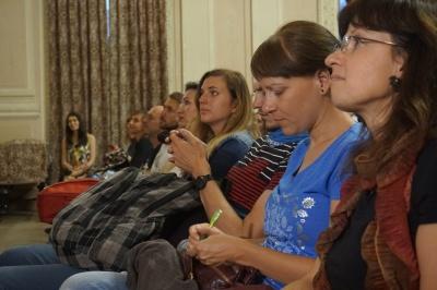 За автографом стояла черга: Ірена Карпа зібрала аншлаг у Чернівцях