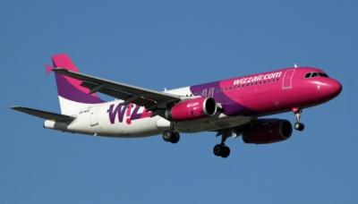 Лоукостер Wizz Air попереджає про можливі затримки рейсів у ЄС