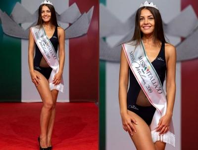 «Пам'ятаю українську мову»: уродженка Чернівців – у фіналі конкурсу «Міс Італія»