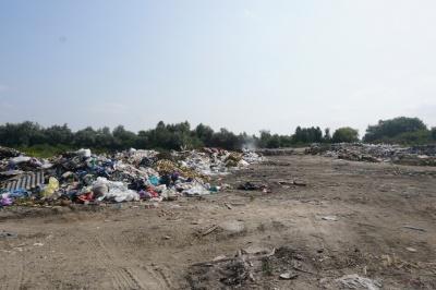 «Хтось навмисне підпалив»: у Магалі кілька тижнів горіло сміттєзвалище