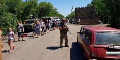 На Донбасі затримали 9 осіб, яких підозрюють у співпраці з бойовиками
