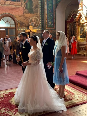 Співачка Анастасія Приходько вийшла заміж - фото