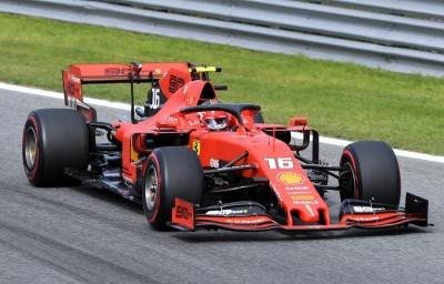 Формула-1. Леклер переміг на Гран-прі Італії