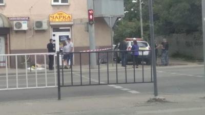 У Львові чоловік вкрав горілку і вийшовши з магазину помер