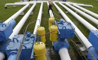 Запаси газу в Україні перевищили семирічний максимум