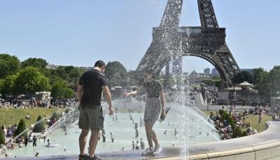 У Франції аномальна спека спричинила смерть 1435 осіб