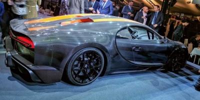 Bugatti представила назву та ціну свого найшвидшого суперкара