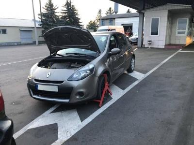 На Буковині на «Порубному» знайшли 4 авто, які викрали на території Європи