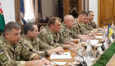 Головнокомандувач ЗСУ назвав стратегічну ціль реформи армії