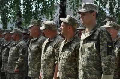 З Буковини 15 вересня відправлять на навчання ще 150 резервістів