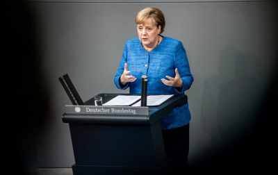 Меркель: Європа відповідальна за врегулювання конфлікту між Росією та Україною