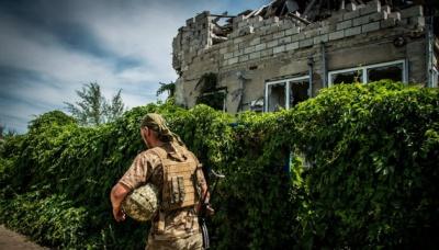 Впродовж дня бойовики здійснили 12 обстрілів українських позицій
