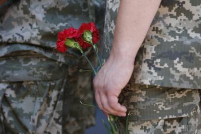 Під час обстрілів на Донбасі загинув військовий Нацгвардії