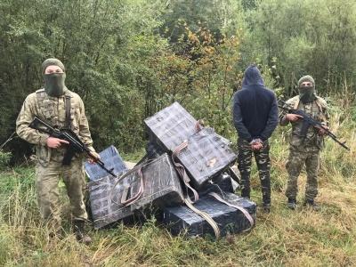 На Буковині прикордонники з пострілами переслідували контрабандистів: затримали 21-річного порушника