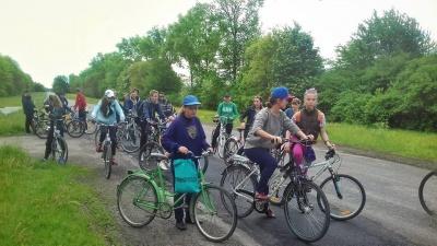 До монастиря - велосипедом: завтра на Буковині вирушать у першу велопрощу