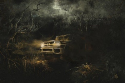 Анекдот дня: як чоловік у лісі машину знайшов