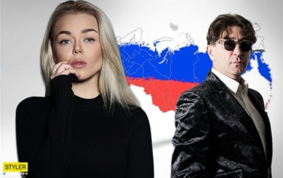 Співачка з Чернівців пояснила, чому вона обрала Росію