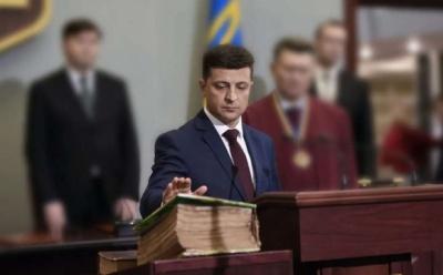Зеленський наклав вето на Виборчий кодекс з відкритими списками