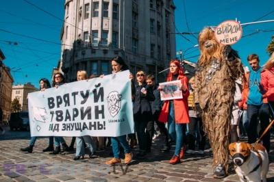 Марш за тварин: Супрун пояснила, чому це важливо