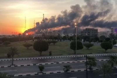 Саудівська Аравія удвічі скоротила видобуток нафти через атаки дронів на нафтові заводи