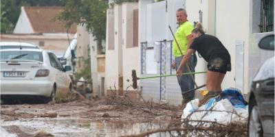 В Іспанії повінь забрала життя 6 осіб