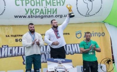 «Найсильніша людина України»: чернівчанин виборов третє місце у турнірі - фото