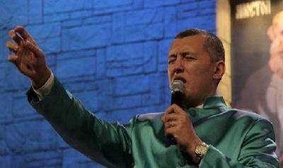 «Задовбали»: «апостол» Мунтян обматюкав знімальну групу – відео