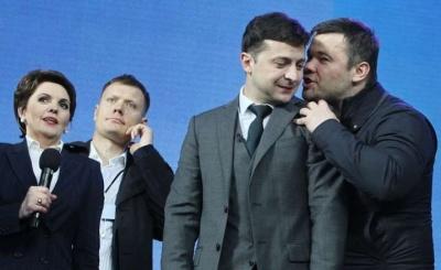 Богдан розповів, що шепоче на вухо Зеленському