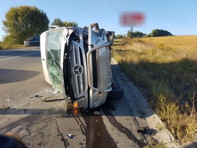 За вихідні на дорогах Буковини сталось 10 ДТП: троє загинули