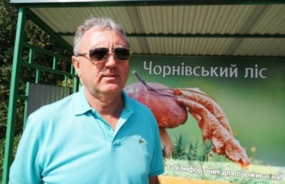 Сільський голова Чорнівки закликав депутатів міськради підтримати створення Чернівецької ОТГ