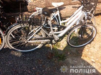 На Буковині поліцейські затримали крадія велосипедів