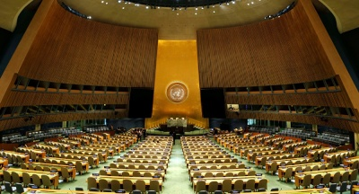 Генасамблея ООН включила питання Криму і Донбасу до порядку денного окремим пунктом