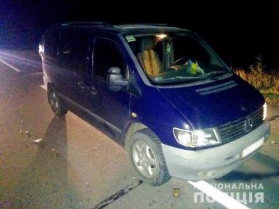 У лікарні помер пішохід, якого збив мікроавтобус в Чернівецькій області