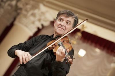 Скрипаль Кирило Стеценко виступить у Чернівцях у Мармуровій залі
