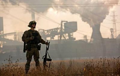 На Донбасі бойовики 4 рази обстріляли позиції ООС