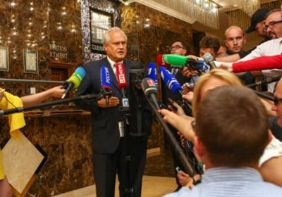 """ОБСЄ: У Мінську сторони не узгодили """"формулу Штайнмаєра"""""""
