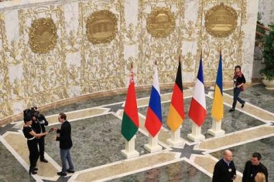 """У Росії заявили про зрив переговорів """"нормандської четвірки"""""""
