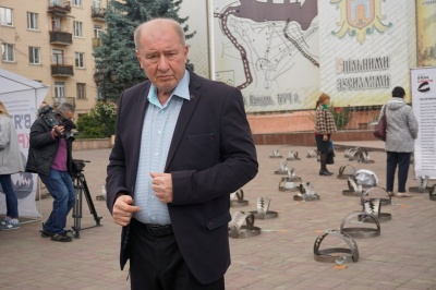 Ільмі Умеров у Чернівцях: «Влада в Криму ніколи не була проукраїнською»